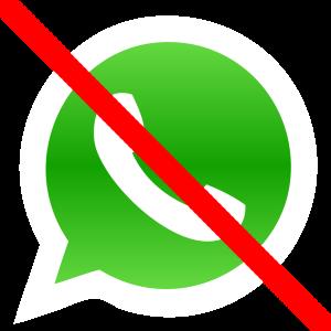 whatsapp storing